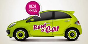 rent a car at the best price